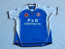 HANOVER FC NORTHERN IRELAND FOOTBALL SHIRT JERSEY ,MENS M