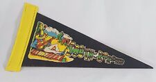 Vintage Pedro's South of the Border Black Pennant Flag Banner  FREE SHIPPING!