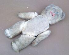 Ancien ours en peluche jouet jeu articulé vintage old teddy bear toy