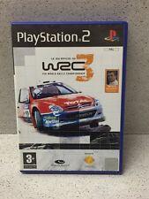 JEUX PS2 WRC 3 AVEC NOTICE PLAYSTATION
