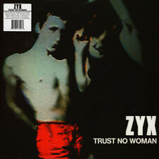 ZYX Trust No Woman LP *SEALED* cabaret voltaire tuxedomoon human league xymox