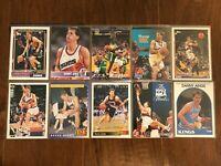 Danny Ainge - Phoenix Suns - 10 Basketball Card Lot - No Duplicates