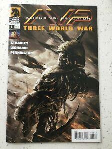 Aliens vs. Predator Three World War #6 Raymond Swanland NM