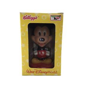 Walt Disney 2002 Mickey Mouse Kellogg's Keebler Bobble Head Toy