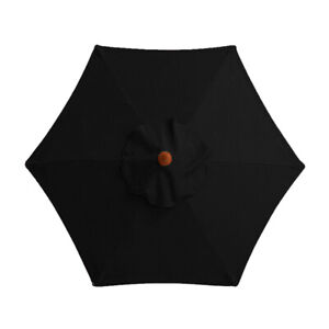 7FT Patio Umbrella Replacement Market Table Canopy Umbrella Daily Use