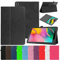 Leather Case For Galaxy Tab A 8.0 2019 T290 T295 Magnetic Stand Book Smart Cover