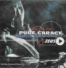 DR ZEUS PURE GARAGE - SUE MY ASS - BRAND NEW BHANGRA CD - FREE UK POST