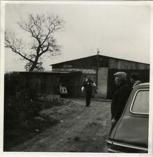 PHOTO ANCIENNE - VINTAGE SNAPSHOT - PÉTANQUE JEU DE BOULES - LAWN BOWLING 9