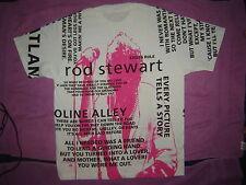 Vintage Concert T-Shirt ROD STEWART 93 NEVER WORN NEVER WASHED