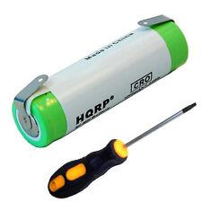 HQRP Batería para Philips Norelco T7000 T7500 T800 T860 T870 Máquina de afeitar