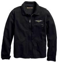 Harley-Davidson® Men's Winged Logo Slim Fit Casual Jacket