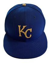 MLB Authenticated - Kansas City Royals Game-Used Cap - Mike Jirschele