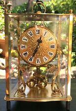 Vintage 400-Day  Kundo Anniversary Clock, Brass