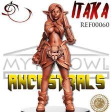 RN Estudio Myth Bowl Ancestrals 32mm Itaka Elf star Player