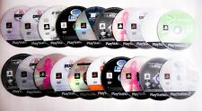 Lote 20 juegos Playstation 2 PS2 lot bundle pack wholesale games ps game