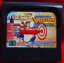 Desert Speedtrap - Road Runner & Wile E. Coyote - SEGA Game Gear GG
