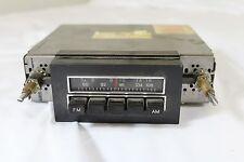Original Vintage 1970s PANASONIC AM/FM CAR RADIO CR-656EU - Tested & Working