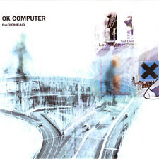 RADIOHEAD, OK COMPUTER, CD ALBUM + BONUS CD + DVD BOX SET 2009 UK (SEALED)