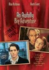 Un Awfully Grande Aventura DVD (1995) - Alan Rickman, Hugh Grant, Mike Newell