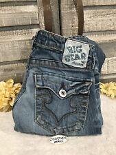 0e3c6d22c98 Ladies BIG STAR Remy Low Rise Blue Jeans Size 26R GUC!