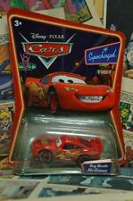 Disney Pixar Cars Bug Mouth McQueen Supercharged Die Cast