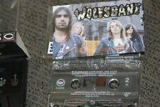 WOLFSBANE LIVE FAST, DIE FAST 1989 HEAVY METAL CASSETTE IRON MAIDEN BLAZE BAYLEY