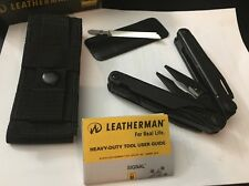 Leatherman Surge Multitool Black Oxide 830278 MOLLE Sheath Included 21 Tools
