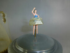 Antique Swiss Jaccard ( Pre Reuge ) Dancing Ballerina Music Box Fully Serviced