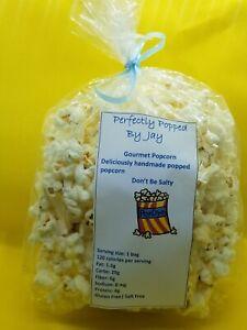 Gourmet Popcorn| Salt Free Pop Corn| Organic PopCorn| Air Popped Popcorn