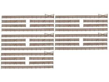 Faller 272406 Gartenzaun mit Tor 540 mm 14 Teile Spur N Bausatz 11,09€//m