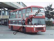 BUS PHOTO: RED & WHITE BRISTOL VRT 840 GTX747W