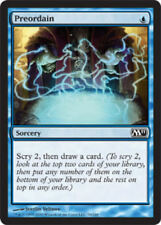[1x] Preordain [x1] Magic 2011 Near Mint, English -BFG- MTG Magic
