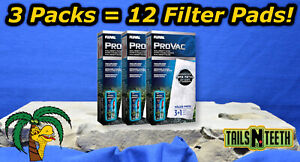 Fluval ProVac Dual Density Replacement ProVac Filter Pad - 3x Value Pack-> 3+1