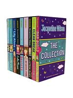 Jacqueline Wilson 9 Books Young Adult Collection Set