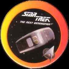 STAR TREK THE NEXT GENERATION, PHASER TYPE I, STARTDISC POG MILK CAP, # 08