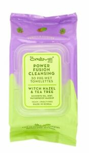 Complete Cleansing Witch Hazel 60 Pre-Wet Towelettes