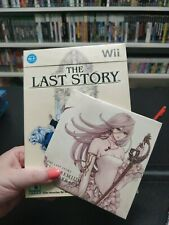 The Last Story w/ Soundtrack Nintendo Wii Limited Run Collector's Edition Xseed