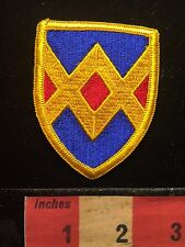 Military Patch 23rd Support Brigade 65WQ
