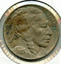 1916-D Indian Head Buffalo Nickel - Denver Mint BJ188