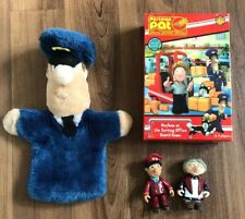Postman Pat Hand Puppet, Game And Figures Bunle