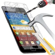 Tempered Glass Screen Protector LCD Protective Film For Samsung Galaxy S2 i9100
