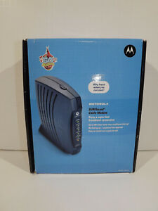 Motorola SURFboard SB5101 Cable Modem High Speed Internet Stand By Switch