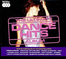 The Ultimate Dance Hits Album - 3CD - Fat Box