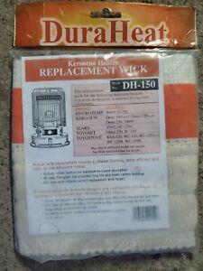 Duraheat Kerosene Heater Replacement Wick Number DH-150 New