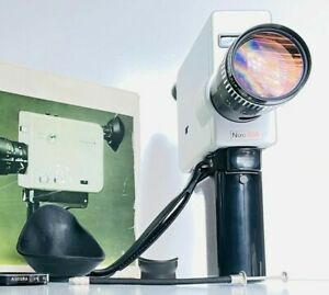 Nizo S55 super 8 camera Film Tested / Fully working / serviced