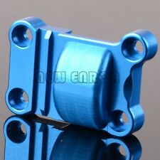 Blue Aluminum Rear Gear Cover For RC 1/5 Traxxas X-Maxx X Maxx 77076 TXM038M