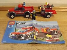 Lego City 7942 Off Road Rescue - 100% Complete - Excellent Condition