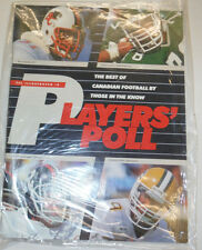 Players' Poll Magazine Damon Allen & James Curry No.4 122214R2