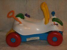 "Playskool WALK ""N"" Ride HELPS Baby LEARN To WALK Alone"