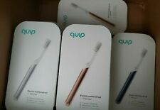Quip Electric Toothbrush Set